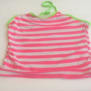 Girl's George swimsuit top large